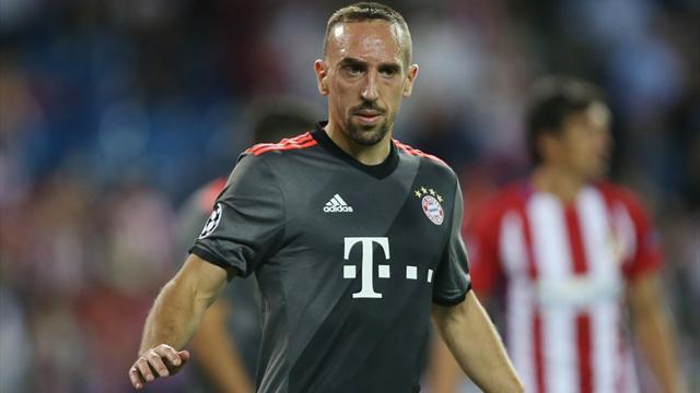 Nur Ribéry fehlt: Bayern-Lazarett lichtet sich