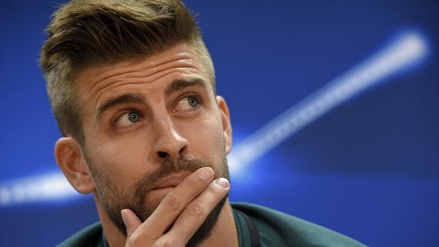 Piqué a failli tout arrêter après le Mondial 2014 mais Del Bosque et Enrique ont su le convaincre