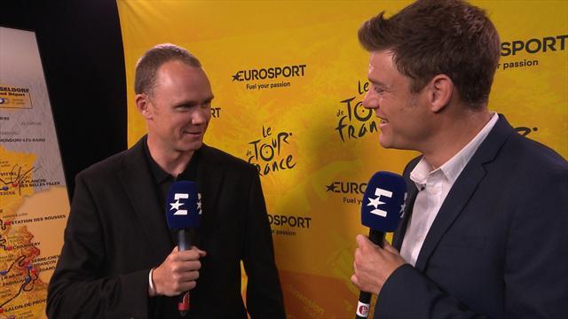 Chris Froome: Tour de France 2017 will be 'tough, tough... a climber's race'