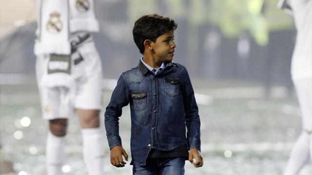 Роналду не отдал сына в футбольную академию «Реала»