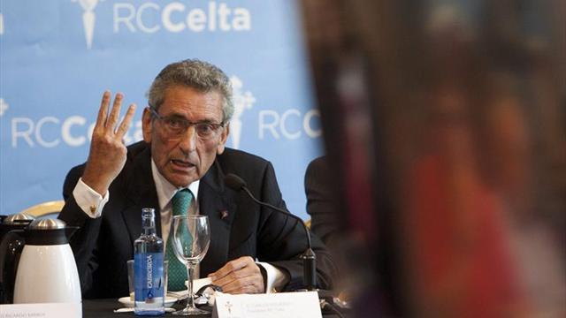 El presidente del Celta pide al ayuntamiento de Vigo que le venda Balaídos
