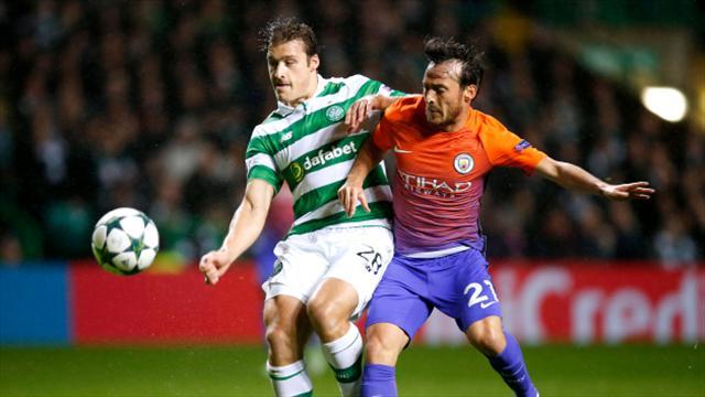 Erik Sviatchenko wants Celtic Park to put frighteners on Borussia Monchengladbach