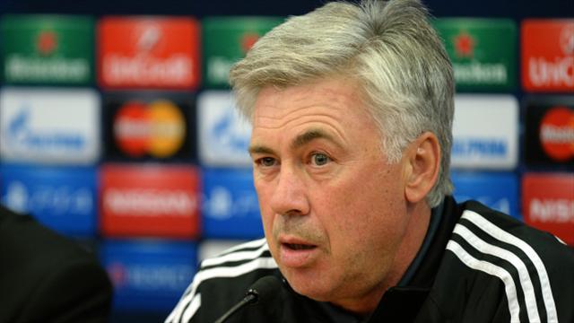 Carlo Ancelotti dismisses Bayern Munich crisis talk