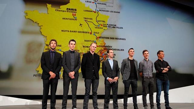 """Un Tour """"para atacantes"""" con el Izoard y la crono de Marsella como estrellas"""