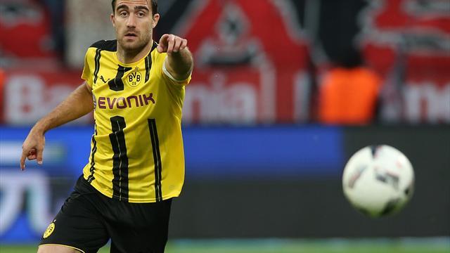 BVB bei Sporting mit Sokratis in der Startelf