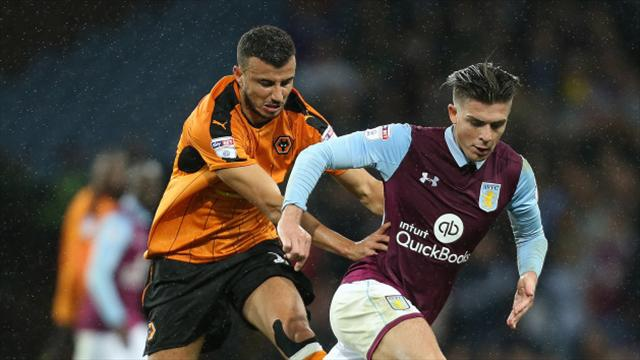 Aston Villa's Jack Grealish banned after accepting violent conduct charge