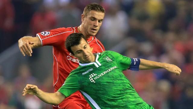 We have highlighted Arsenal's weak spot - Ludogorets skipper Svetoslav Dyakov