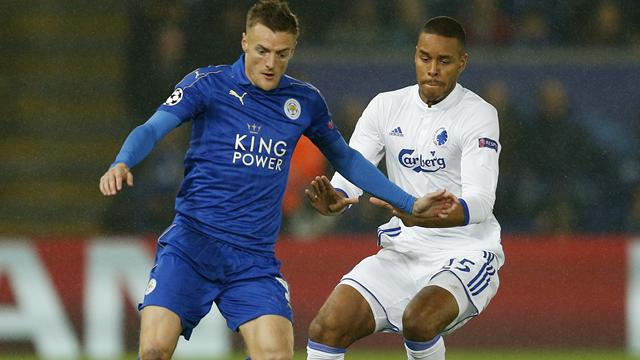 Leicester maintain perfect record with hard fought victory over FC Copenhagen