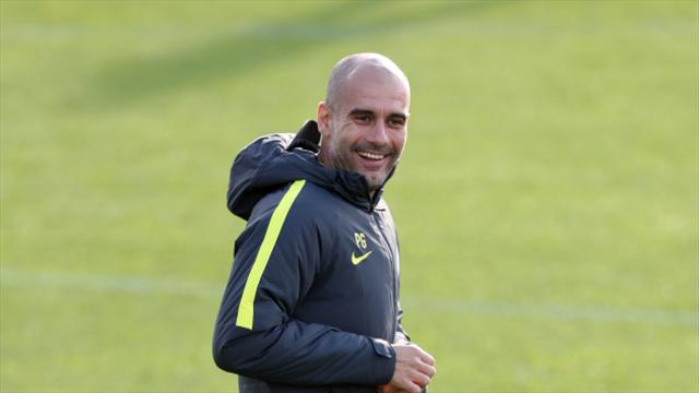 Pep Guardiola irritated by suggestions he tried to poach Barcelona's finest