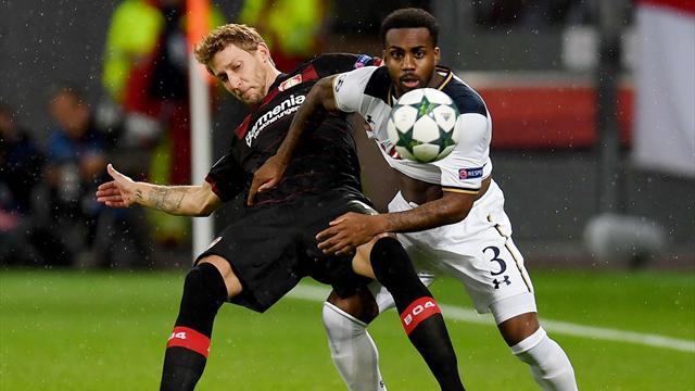 Pech und Unvermögen: Leverkusen weiter sieglos - auch ungeschlagen