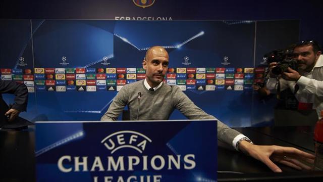 """Guardiola: """"No he llamado a ningún jugador del Barça este verano"""""""
