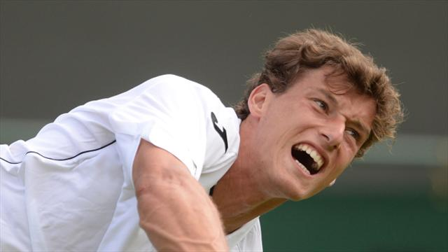 Pablo Carreno Busta survives scare to progress to second round at Kremlin Cup