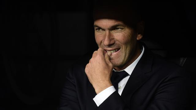 """Zidane: """"Es cierto que esperamos más de Cristiano"""""""