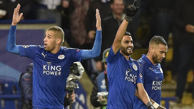 Lo que pasó este martes 18 de octubre en Champions: El Oporto se estrena y el Leicester suma y sigue