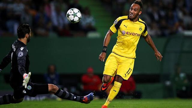 1-2. El Borussia se lleva el partido en la primera parte