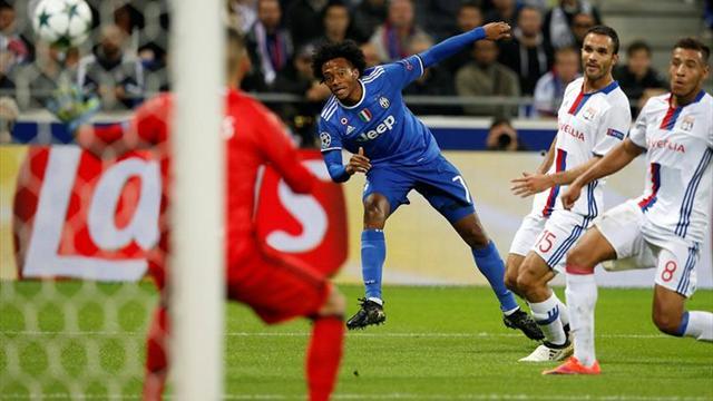 0-1 La Juve saca petróleo de Lyon encomendándose a Buffon