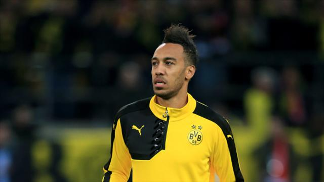Aubameyang continues hot streak as Dortmund hold off Sporting