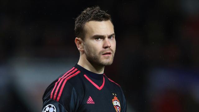 Igor Akinfeev denied long-awaited clean sheet as Monaco grab a late equaliser