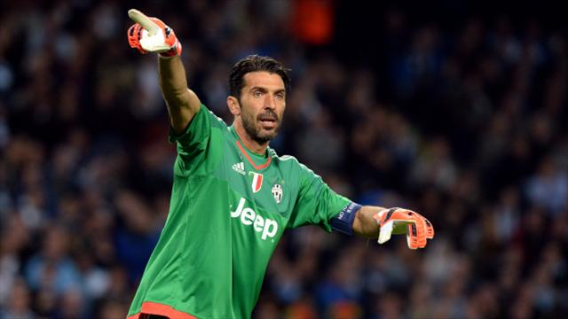 Gianluigi Buffon admits Juventus must improve after narrow win in Lyon