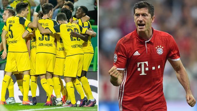 FRÜHSTÜCK: BVB stinksauer nach Erfolg, Bayern und Gladbach unter Druck