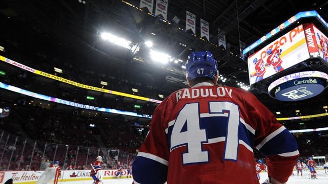 Радулов забил впервые после возвращения в НХЛ, а Тарасенко – четвертый раз в сезоне
