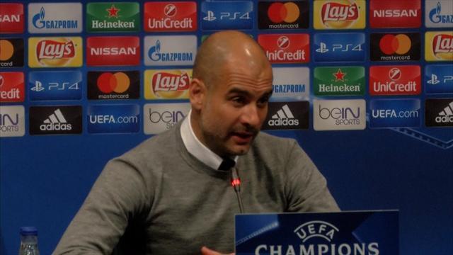 Pep Guardiola returns to Barcelona