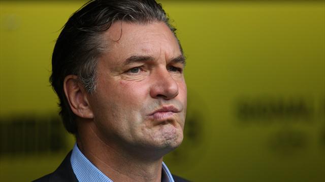 """Zorc sauer auf Sporting: """"Das war eine Unverschämtheit"""""""