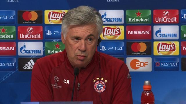"""Ancelotti mahnt Bayern-Stars vor PSV-Duell: """"Können ohne Ordnung nicht gewinnen"""""""