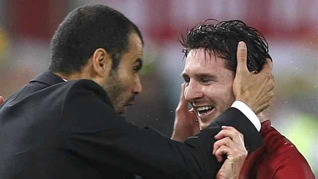 Paper Round: Guardiola ready to reunite with Messi