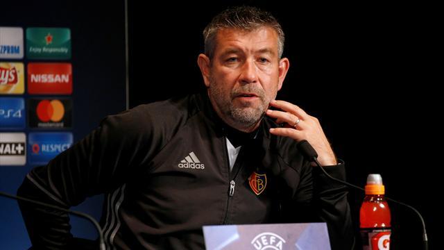 """Urs Fischer (FC Bâle) : """"Je ne pense pas que Paris soit plus faible"""""""