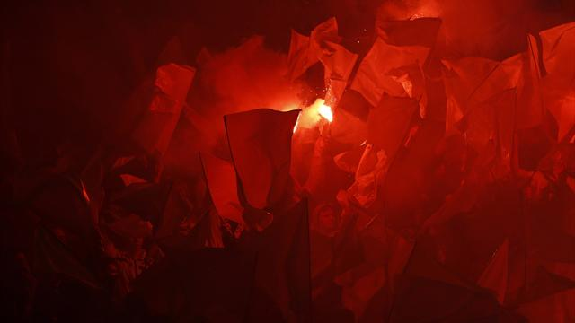 FC Copenhagen in trouble over fans' firework display