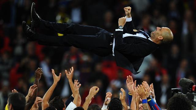 Pep Guardiola: Mit City zurück in die Vergangenheit