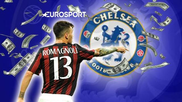 Euro Papers: Chelsea offer Milan blank cheque for Romagnoli