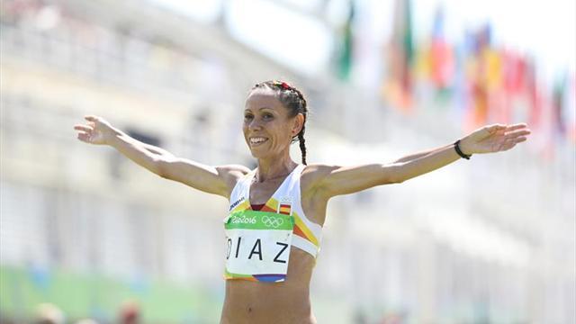 Díaz, Félix y Stefanowicz aportan nivel olímpico al medio maratón femenino