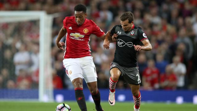 Anthony Martial and Morgan Schneiderlin set to return against Fenerbahce