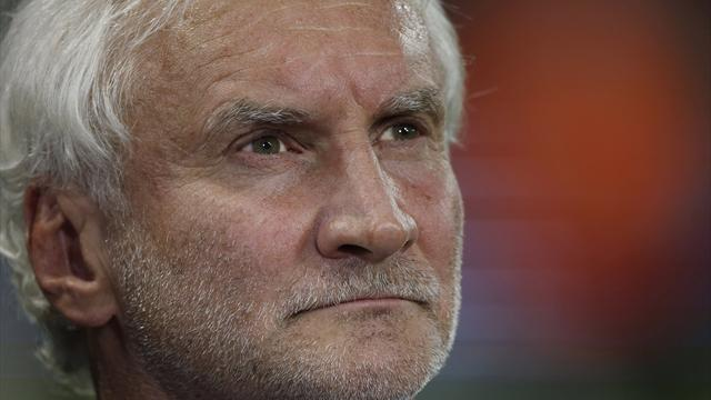 """Völler schimpft über Baslers Bayer-Kritik: """"Ein Pausenclown!"""""""