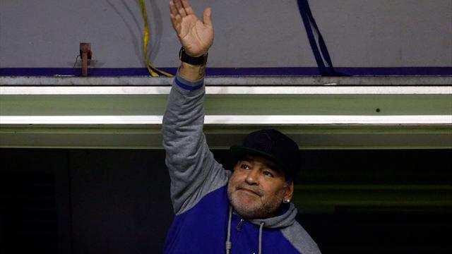 """Maradona schaltet im Steuerstreit auf stur: """"Muss nichts zahlen"""""""