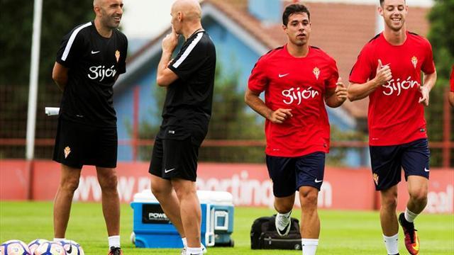 Sporting, obligado a hacer cambios en defensa por bajas de Babin y Amorebieta