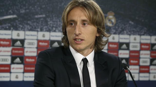 La renovación de Modric en cinco frases