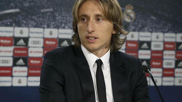 """Modric """"emocionado"""" por ampliar su vínculo con el Real Madrid hasta 2020"""