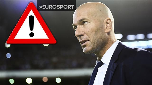 Alerta Zidane: Cómo mejorar la defensa más blanda de los últimos años (20:45)