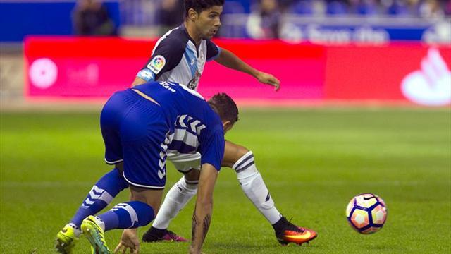 "Juanfran: ""El Celta ha perdido a Nolito; el Dépor a Lucas, que es mejor jugador"""
