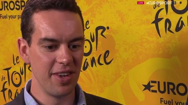 Porte im Interview zur Tour de France 2017