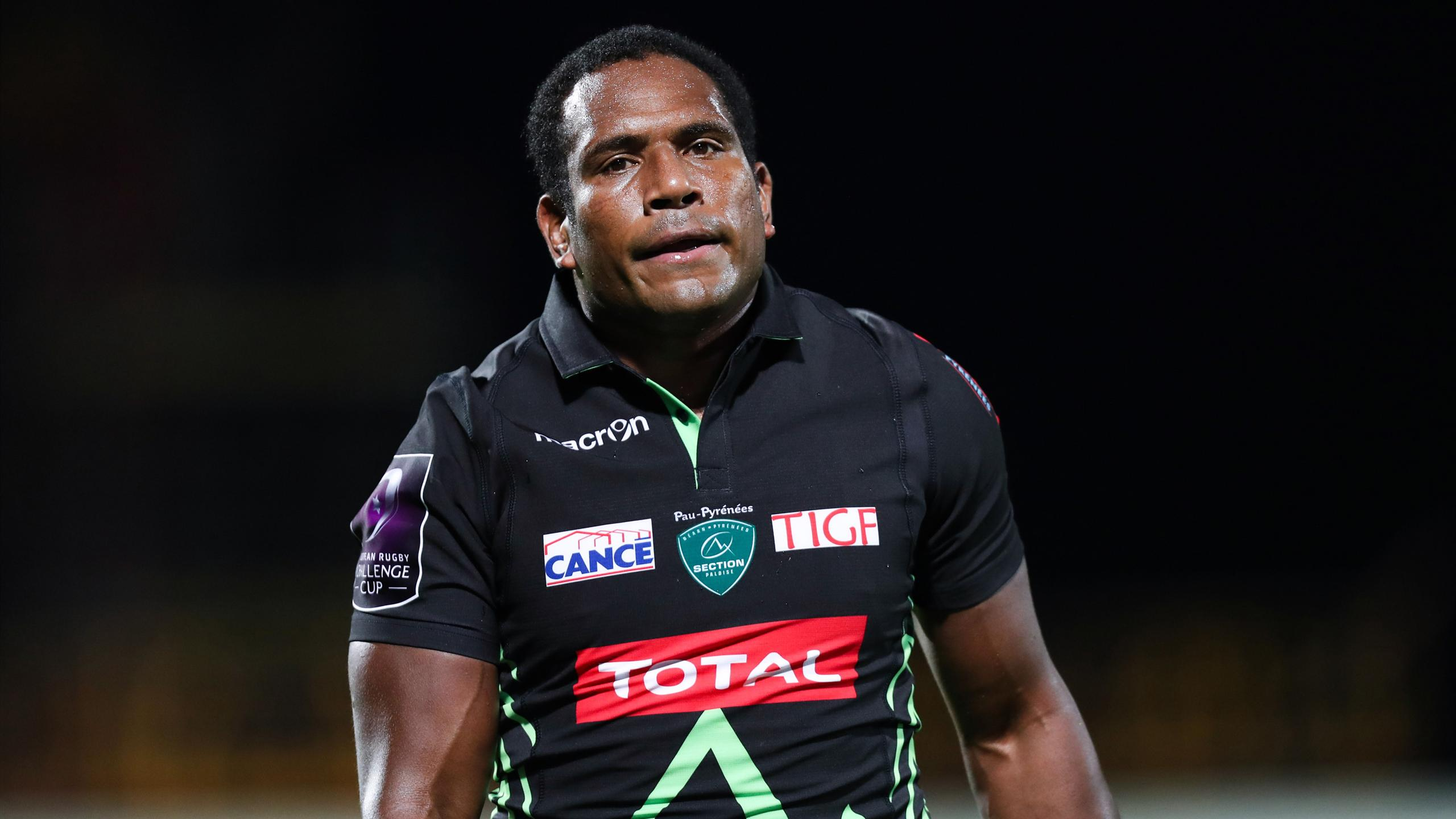 Mosese Ratuvou (Pau) - octobre 2016