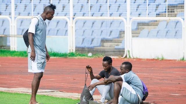 Нигерийский футболист убит в перестрелке на рынке