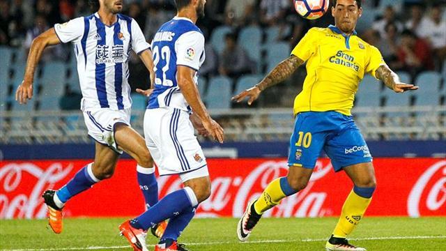 Carlos Martínez alerta del peligro del Alavés al contraataque