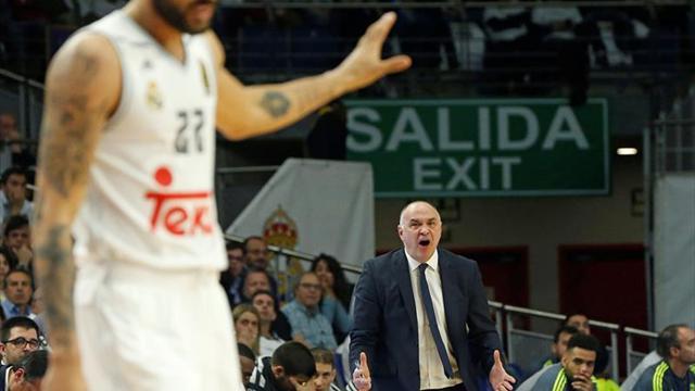El Real Madrid busca prolongar su buen momento en la difícil pista del Maccabi