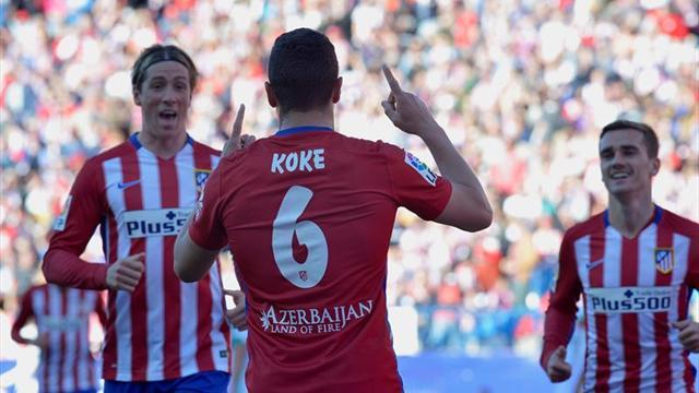 Simeone alinea el once previsto con Torres y Griezmann en ataque