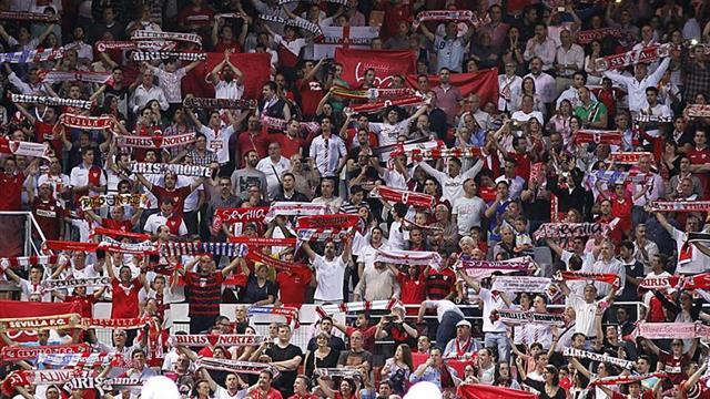El Sevilla recibirá el domingo al líder con un lleno en el Sánchez Pizjuán