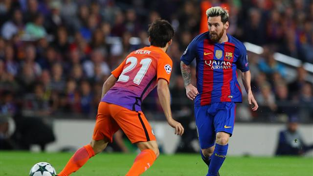 Messi zaubert wieder! Barcelona fertigt Manchester City ab